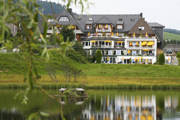 Das Hotel Reppert in Hinterzarten